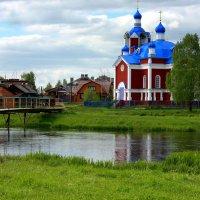 Май раскрасил мир зеленым... :: Нэля Лысенко