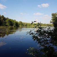 Конец весны, начало лета - необычайная пора... :: Ольга Русанова (olg-rusanowa2010)