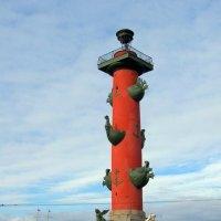 Ростральная колонна :: Сергей Карачин