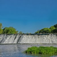 Серпухов . Водопад на Наре . :: Va-Dim ...