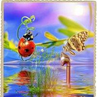 Перископ...флора и фауна. :: Anatol Livtsov