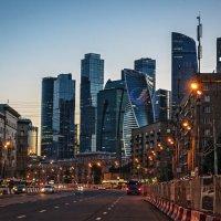 Вечером из окна машины :: Viacheslav Birukov