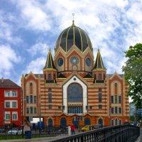 Новая синагога :: Сергей Карачин