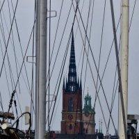 Картины Стокгольма :: Елена