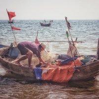 Рыбак :: Алексей Хвастунов