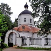 Сельская церковь :: Сергей Беличев