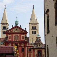 Где-то в Праге :: Сергей Беляев