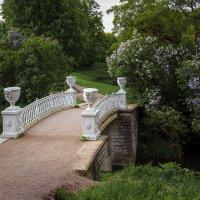 Чугунный мост. :: Олег Бабурин