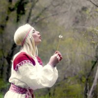 Леля-Весна :: Дмитрий Переяслов