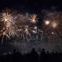 Праздник фейерверков В Ессентуках :: Ершова Оксана