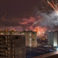 Новогодний Апокалипсис :: Андрей Майоров