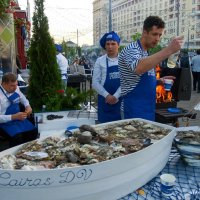 Рыбная неделя :: Сергей Золотавин