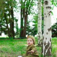 Маленький солдат :: Ольга Мартынова
