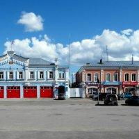 городская площадь :: Владимир