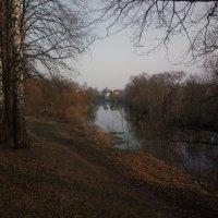 Река :: Николай Филоненко