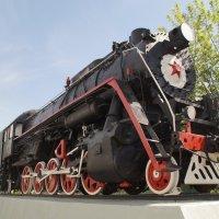 Коломенский паровоз :: Lersa