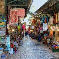 Иерусалим. По дороге к Храму. :: Larisa