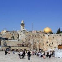 Иерусалим. Стена плача. :: Larisa