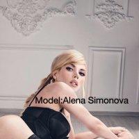 Модель: Алёна Симонова :: Алёна Симонова