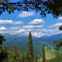 Долина маленькой речки :: Сергей Чиняев