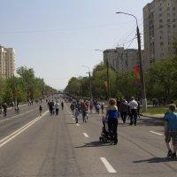 Перед парадом :: Надежда Чернышева