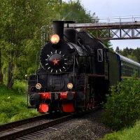 Ретро поезд. :: Андрей