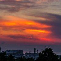 Каждый день новый закат! (Где то я это уже писал...) :: Сергей Коваленко