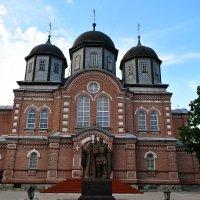 Свято-Покровский храм :: Константин