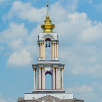 Храм Великомученика Георгия Победоносца. :: Руслан Васьков