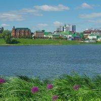 Казань весенняя.Вид на Старо-татарскую слободу. :: * vivat.b *