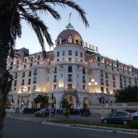 Отель «Негреско» в Ницце :: Лидия Бусурина
