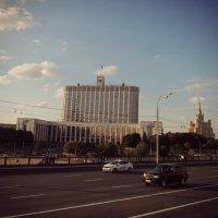 Прогулка по Москве :: Катерина Клаура
