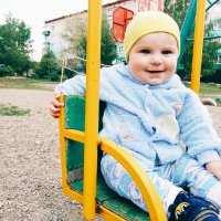 Дети цветы жизни ❤️ :: Елена Горбатова