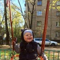 Ребёнок :: Екатерина Василькова