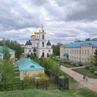 Дорога к храму. :: Люба
