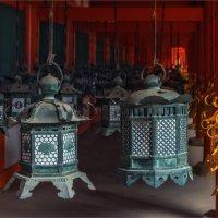 Храм с тысячами фонарей :: Shapiro Svetlana