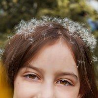 Принцесса одуванчиков :: Александра Уварова