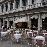 Городские кафе... Венеция :: Алёна Савина