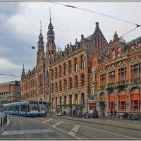 Город Амстердам. :: Vadim WadimS67