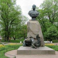 Памятник Н. М. Пржевальскому в Александровском саду, г. Санкт-Петербург :: Tamara *