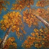 Кроны деревьев :: Анатолий Цыганок