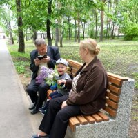 Моя семья :: Екатерина Василькова