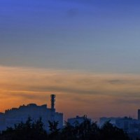 6.6.19. 04-00 Москва. Обещают 30 градусов легкого тепла :: ВАЛЕРИЙ