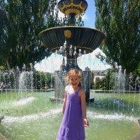 Лето в брызгах фонтанов :: Ирина