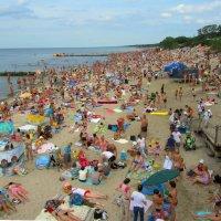 Пляж :: Сергей Карачин