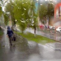 Дождь в мае. :: Эника.