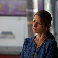 В ожидании автобуса... :: Владимир Прокопов
