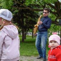 В парке :: Валерий Михмель
