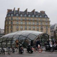 Париж... Сен-Лазар ... :: Алёна Савина