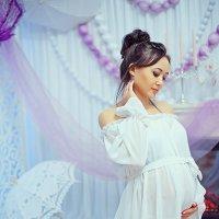 Фотосессия беременности :: марина алексеева